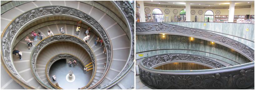 מדרגות הוותיקן